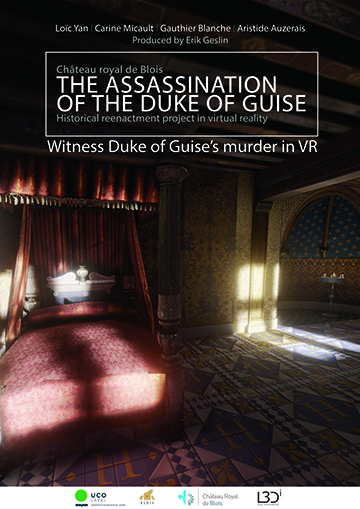 assassinat duc de guise